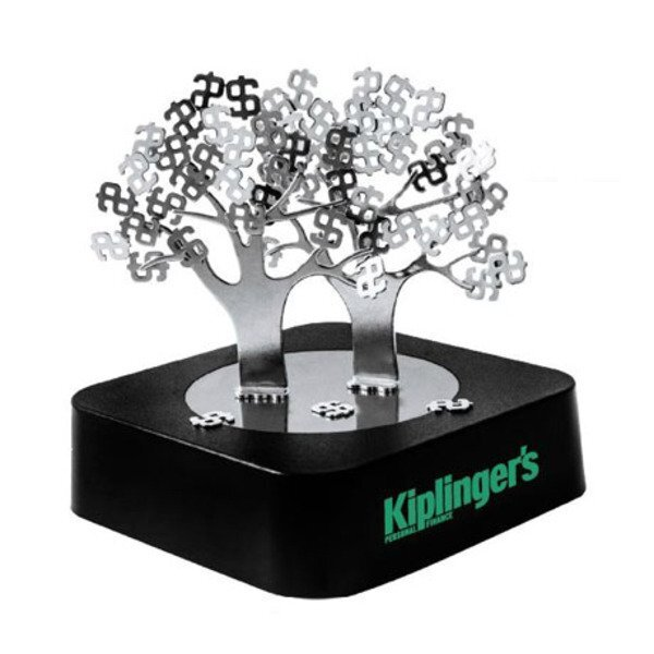 Money Tree Magnetic Sculpture Block