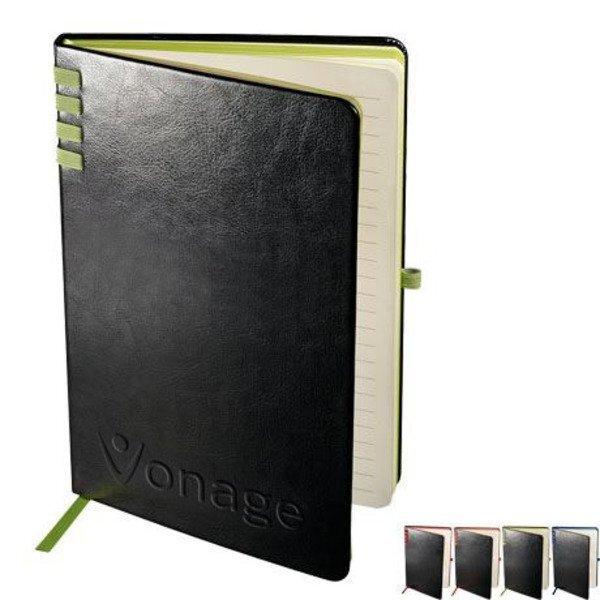 "Venezia™ Stripe Journal, 5-3/4"" x 8-1/4"""