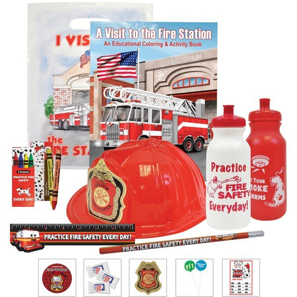 Deluxe Fire Safety Open House Kit