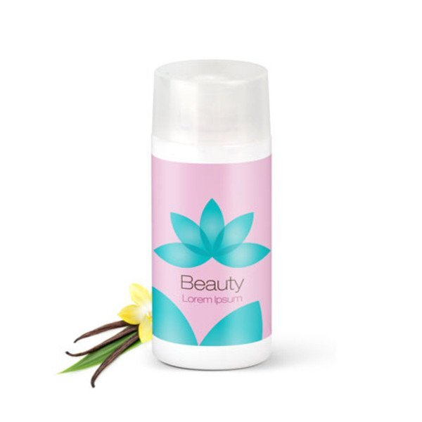 Fresh Scent Lotion in Round Bottle, 1oz.