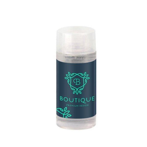 Shampoo in Round Bottle, 1oz.
