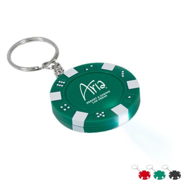 Casino Chip Keylight
