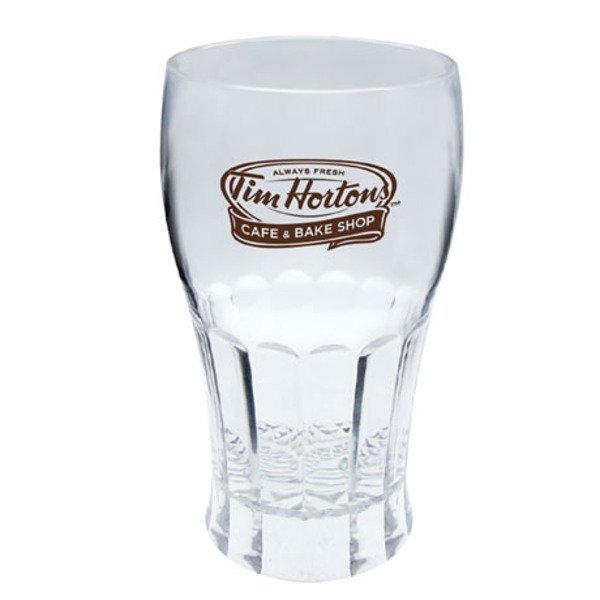 Plastic Soda Glass, 12oz.