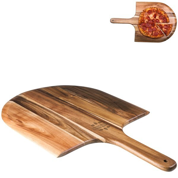 Flat Paddle Acacia Pizza Peel