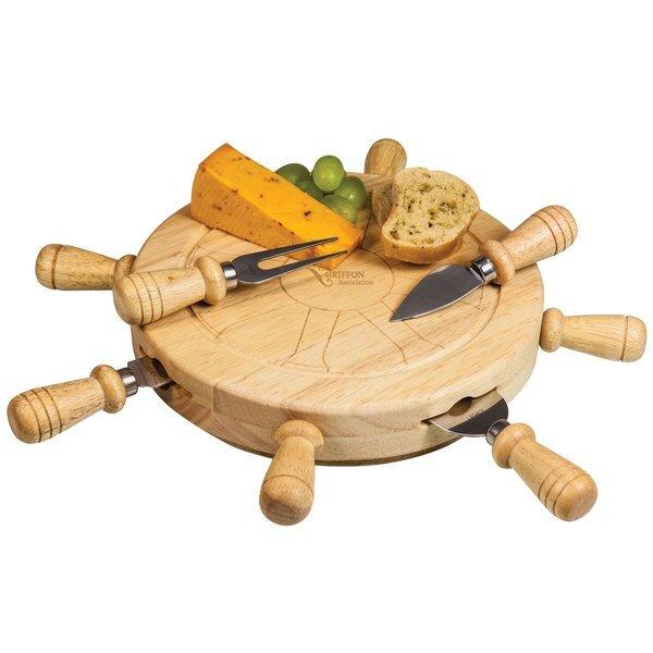 Mariner Cheese Board Set