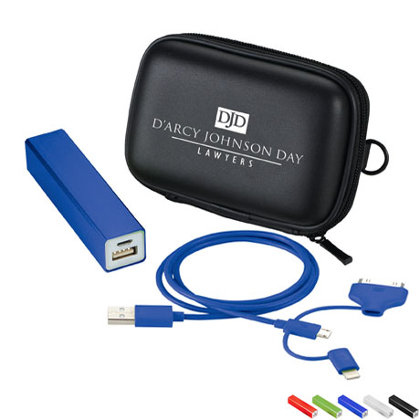 Jolt Power Kit with Power Bank, 2200mAh - MFi Certified
