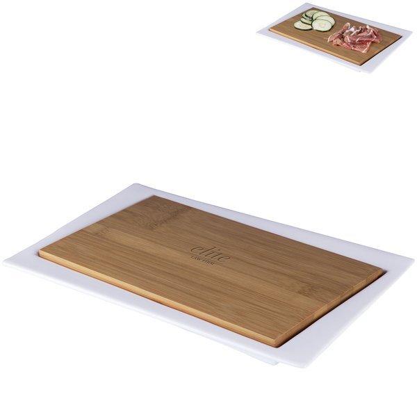 Enigma Cutting Board & Serving Tray