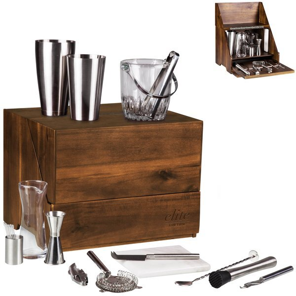 Madison Table Top Bar Set