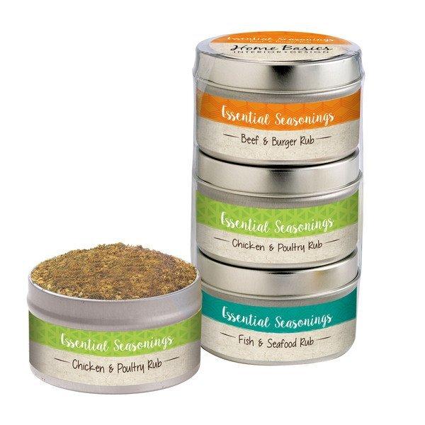 Gourmet Spice Rub Gift Set