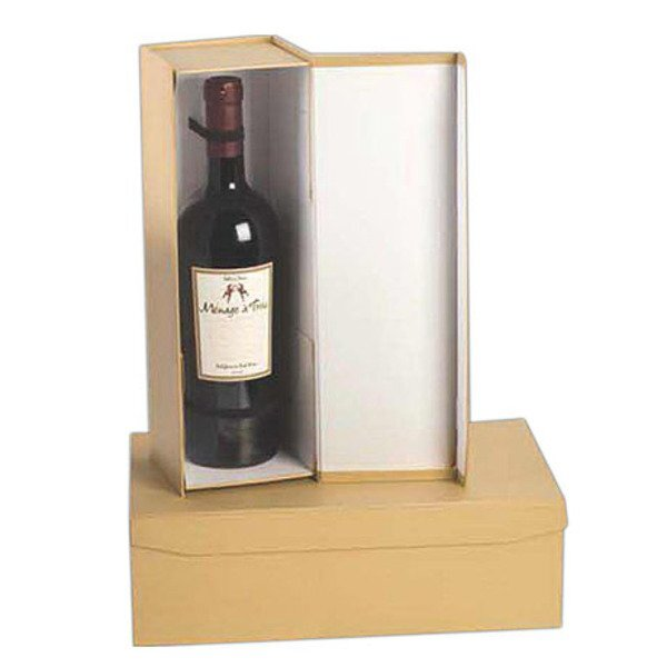 Regency Pop-Up Wine Bottle Gift Box