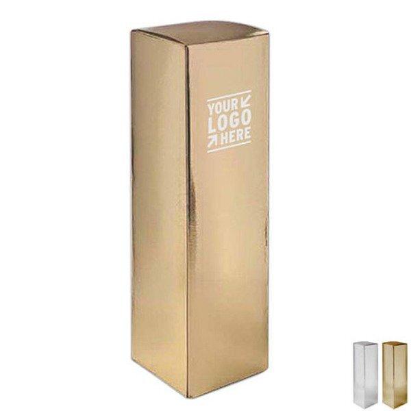 Foil Wine Bottle Gift Box