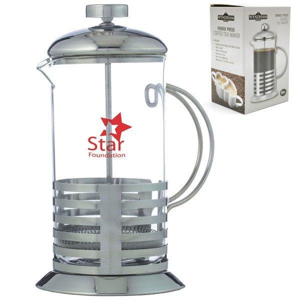 Wyndham House™ French Press Coffee & Tea Maker, 20oz.