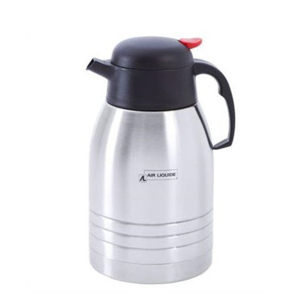 Maxam® Stainless Steel Vacuum Coffee Carafe, 64oz.