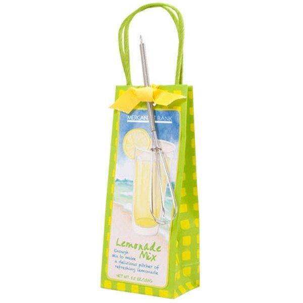 Lemonade Mix Gift Set w Whisk
