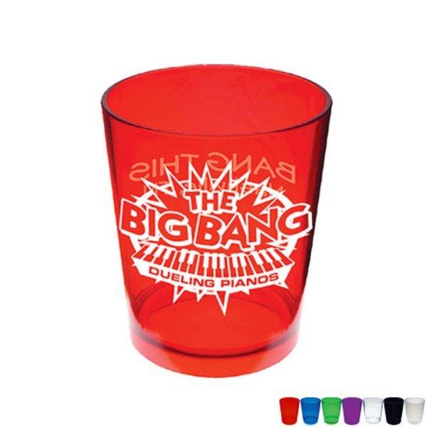 Plastic Cup, 12oz.