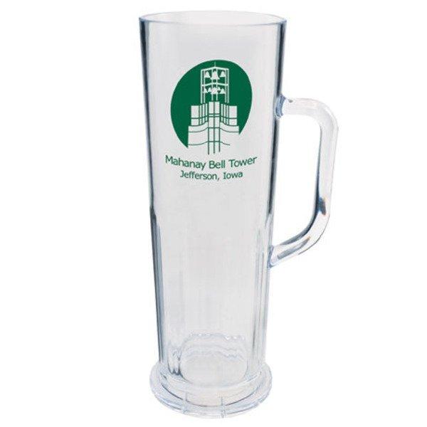 Plastic Frankfurt Mug, 22oz.