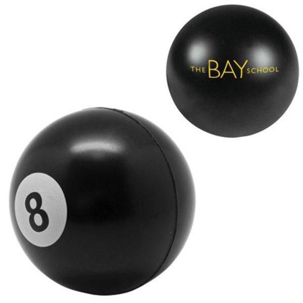 Eight-Ball Stress Reliever