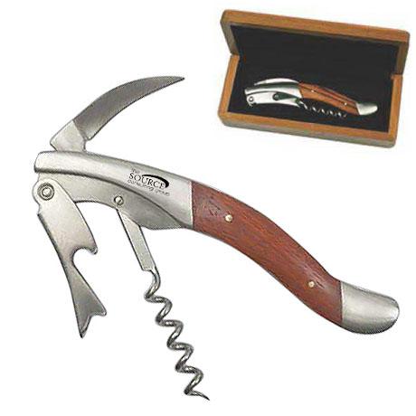 Michelangelo Waiter's Key Corkscrew Gift Set