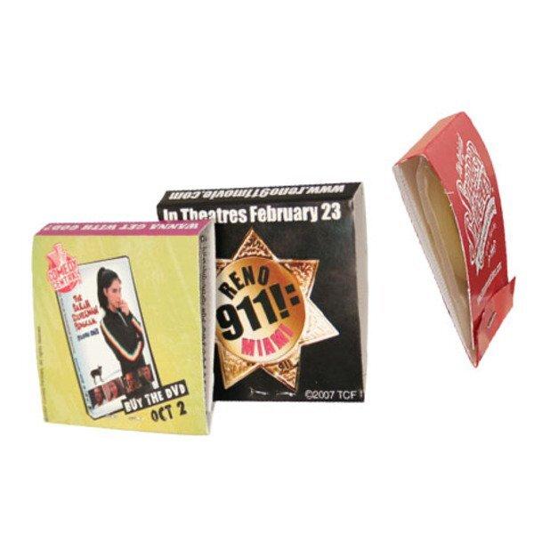 Condom Matchbook