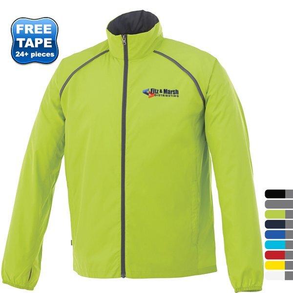 Egmont Men's Lightweight Packable Jacket