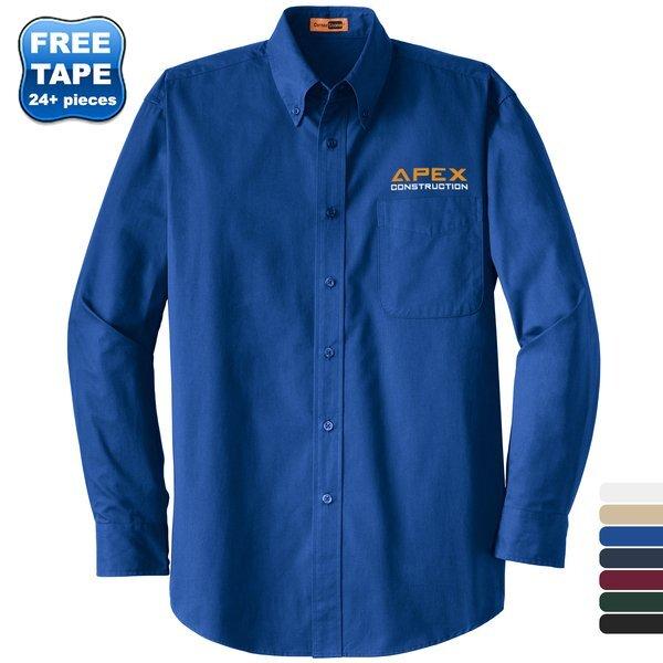 CornerStone® SuperPro™ Twill Men's Shirt