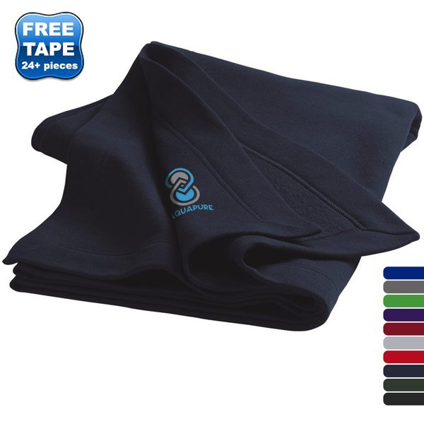 Gildan® DryBlend™ Stadium Fleece Blanket