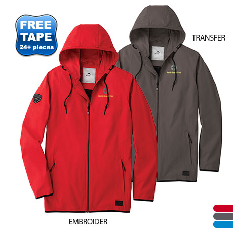 Roots 73® Martinriver Men's Rain Jacket