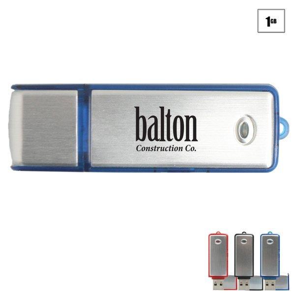 Broadview USB Flash Drive, 1GB