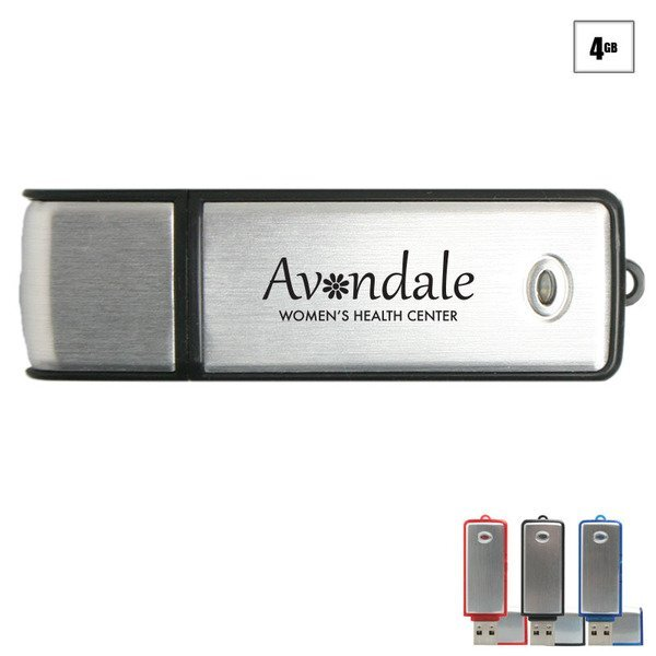 Broadview USB Flash Drive, 4GB