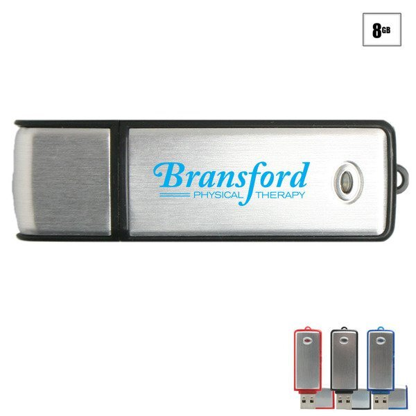 Broadview USB Flash Drive, 8GB