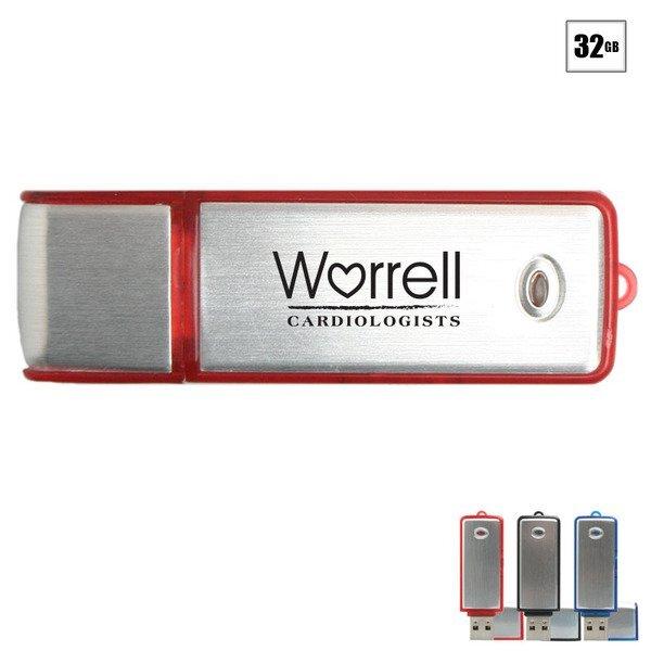 Broadview USB Flash Drive, 32GB