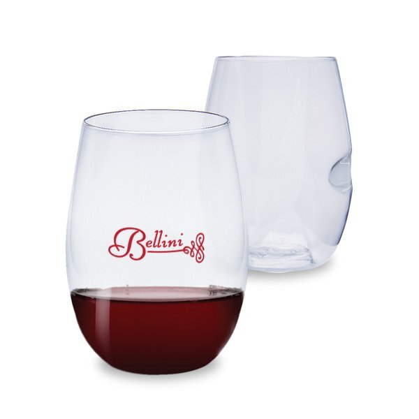 govino® Shatterproof Stemless Wine Glass, 16oz.