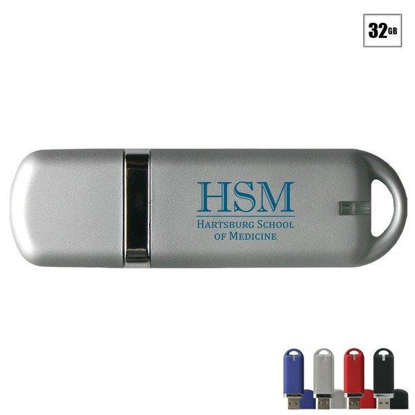 Columbia USB Flash Drive, 32GB