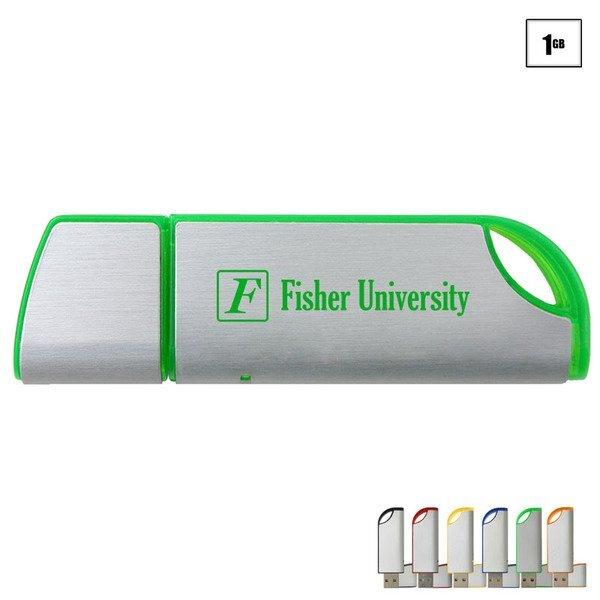 Georgia USB Flash Drive, 1GB