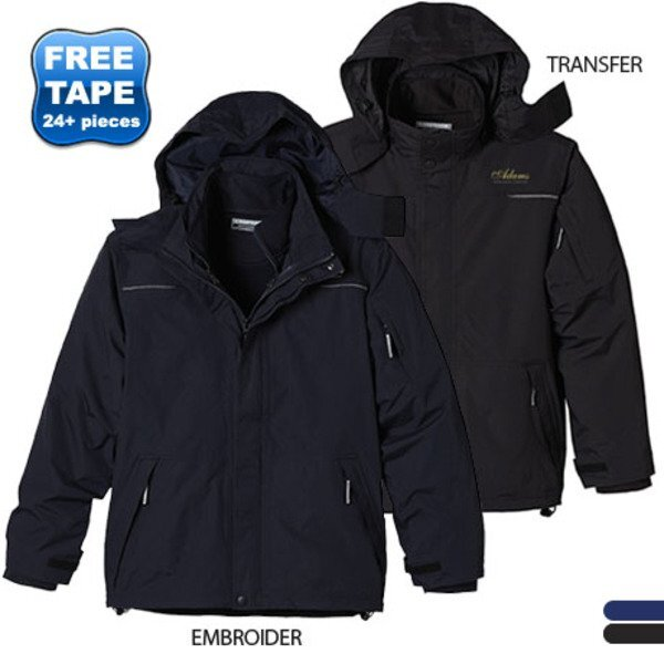 Dutra Men's 3-In-1 Jacket