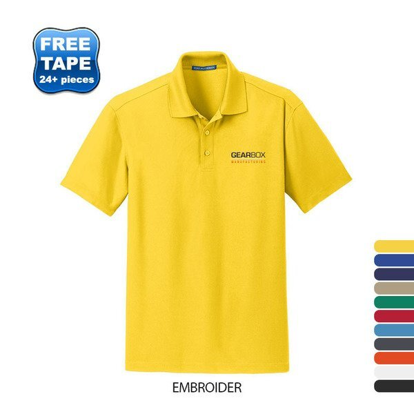 Port Authority® Dry Zone® Grid Men's Performance Polo