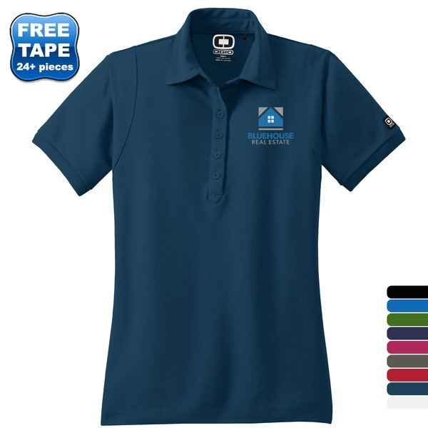 OGIO® Jewel Ladies' Performance Polo