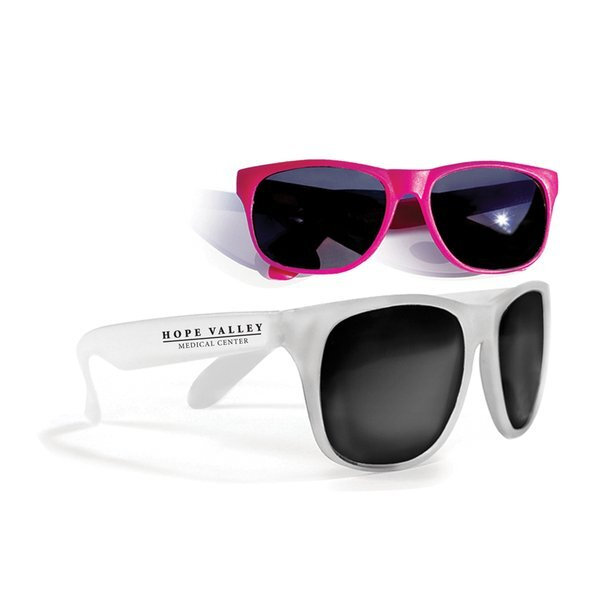 Pink UV Color Changing Sunglasses