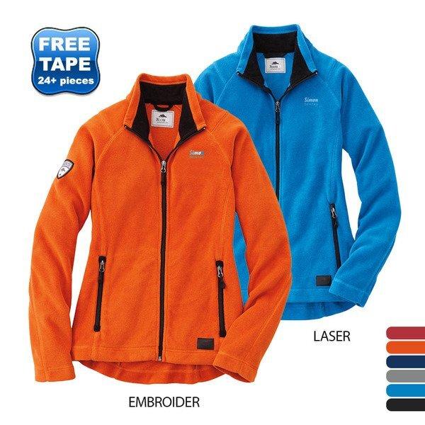 Roots 73® Deerlake Ladies' Micro Fleece Jacket