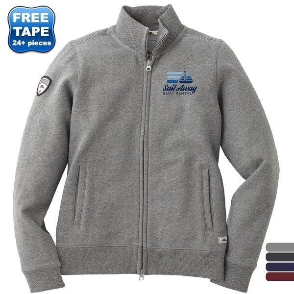 Roots 73® Pinehurst Ladies' Fleece Full Zip Jacket