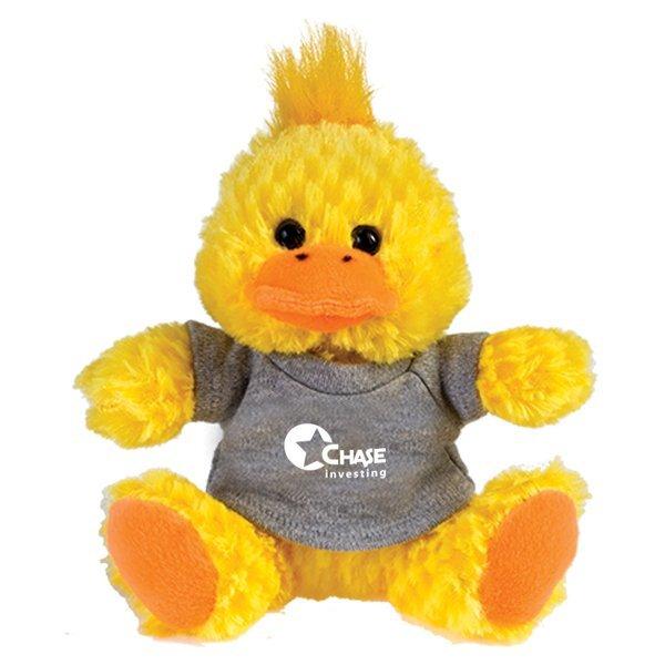 """Duck Beasty Baby Plush, 6"""""""