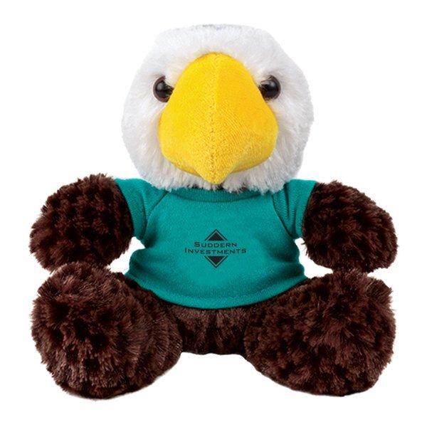 """Eagle Beasty Baby Plush, 6"""""""