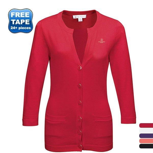 Lilac Bloom® Isabella Ladies' Cardigan Sweater