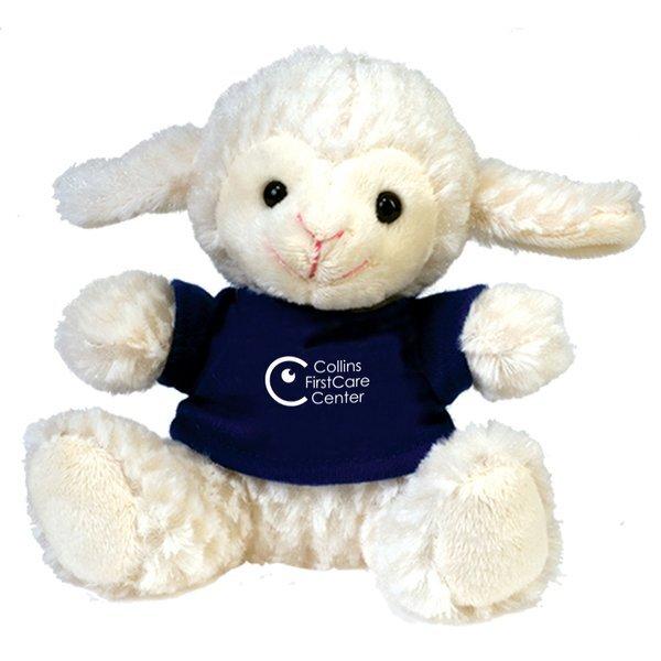 """Lamb Beasty Baby Plush, 6"""""""