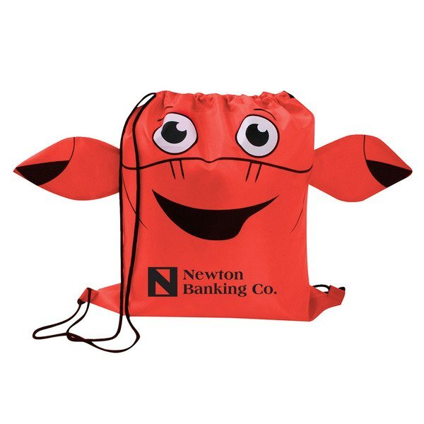 Paws N Claws Polyester Sport Pack - Crab