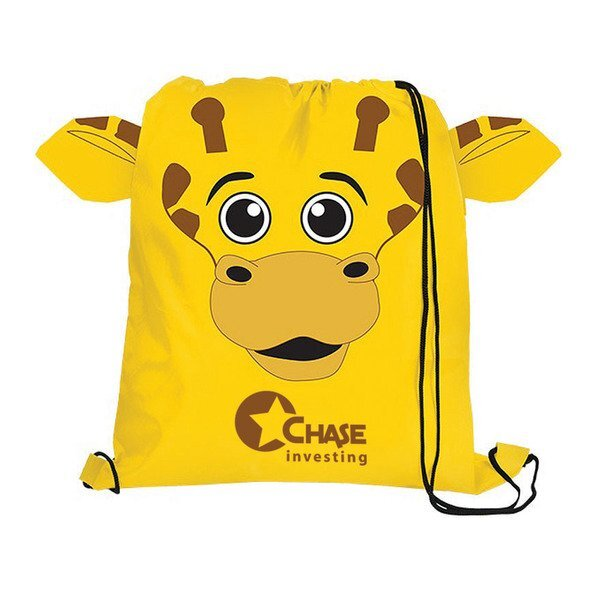 Paws N Claws Polyester Sport Pack - Giraffe