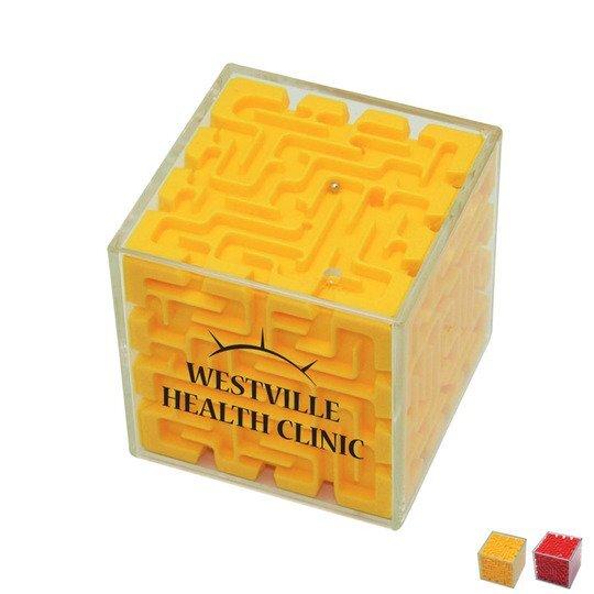 Cube Maze Puzzle | Promotions Now
