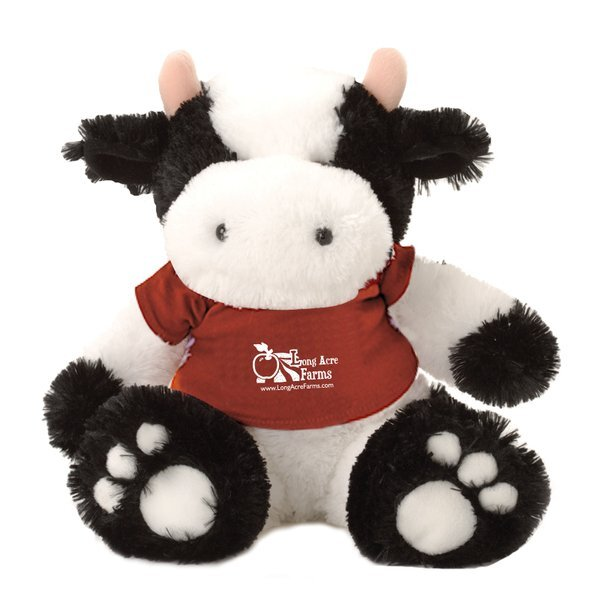 Softest Things Ever Plush - Cow