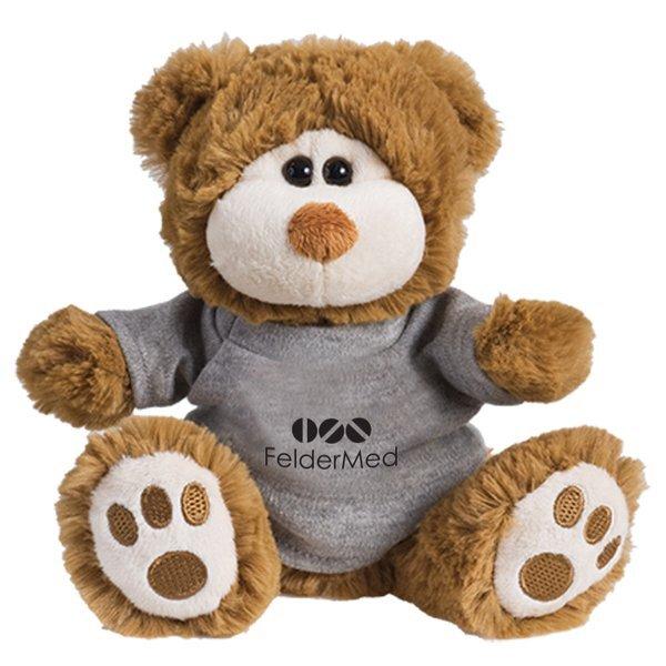 Half Pint Plush Bear - Golden Brown