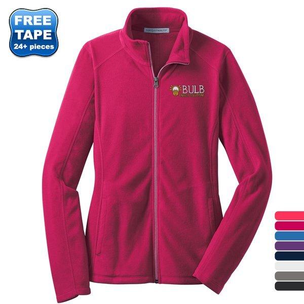 Port Authority® Microfleece Ladies' Jacket